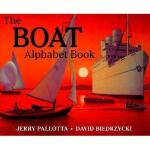 【预订】The Boat Alphabet Book