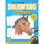 【预订】All about Drawing Horses and Pets