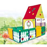 花园庭院帐篷 儿童帐篷 球池 玩具屋 游戏屋 大房子