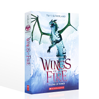 【全店300减100】英文原版进口故事书 火翼飞龙9:力量之爪 Wings of Fire: Talons of Pow