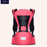 婴儿背带四季通用抱式坐登小孩横抱单凳腰凳宝宝前