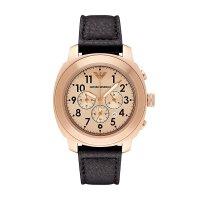 阿玛尼(ARMANI)手表 多功能石英大表盘男表AR6055/AR6087