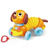 小狗手风琴男女孩0-1岁2-3岁宝宝6-12个月乐器婴儿童音乐玩具