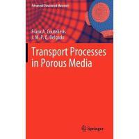 【预订】Transport Processes in Porous Media