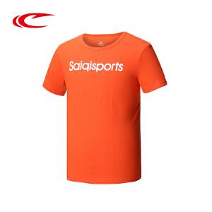 赛琪运动T恤2016夏季新款时尚圆领T恤透气跑步运动T恤116423