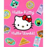 【预订】Hello Kitty, Hello World! [With 3 Luggage Tags and 4