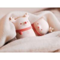 圣诞礼物暖宝宝随身暖手宝女 充电宝 便携 小巧 创意个性惊喜的创意礼物节日礼品 萌小熊 8000大容量