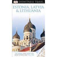 【预订】DK Eyewitness Travel Guide: Estonia, Latvia, and Y978075