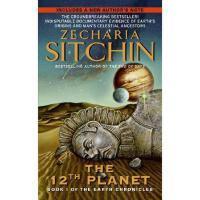 【预订】12th Planet: Book I of the Earth Chronicles