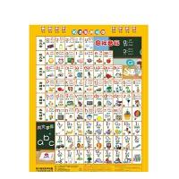 标准发音英语音标有声挂图48个音标字母发音口型表