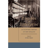 【预订】Engines of Enterprise: An Economic History of New Engla