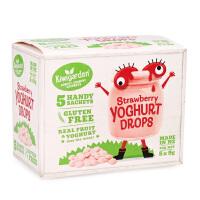 新西兰 奇异果园 kiwigarden 草莓酸奶溶豆 宝宝 健康零食