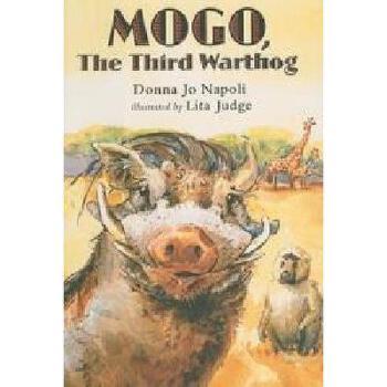 【预订】Mogo, the Third Warthog Y9781423108160 美国库房发货,通常付款后3-5周到货!