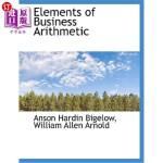 【中商海外直订】Elements of Business Arithmetic