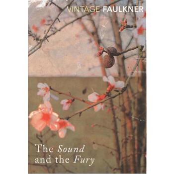 【现货】英文原版 喧哗与骚动 The Sound and the Fury (Revised) 福克纳 著  修订英版 诺贝尔文学奖 国营进口!品质保证