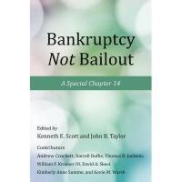 【预订】Bankruptcy Not Bailout: A Special Chapter 14