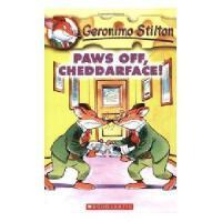 英文原版 老鼠记者 Paws Off, Cheddarface!