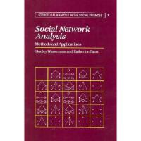 【预订】Social Network Analysis: Methods and Applications