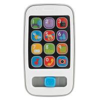 费雪 Fisher-Price )早教启智玩具 智玩学习电话(双语) 欢乐学习-智玩学习电话