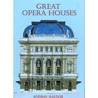 【预订】Great Opera Houses