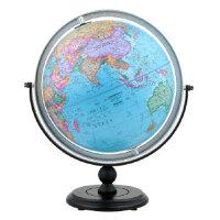 【正版全新直发】博目地球仪:30cm中英文政区地球仪(万向支架) 北京博目地图制品有限公司 9787503040337