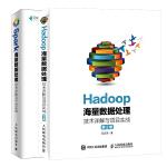 【全2册】Spark海量数据处理 技术详解与平台实战+Hadoop海量数据处理 技术详解与项目实战