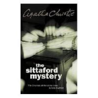 英文原版 THE SITTAFORD MYSTERY 斯塔福特疑案 阿加莎侦探系列