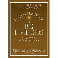 【预订】The Little Book Of Big Dividends: A Safe Formula For