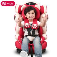 【支持礼品卡支付】路途乐 汽车儿童安全座椅 9个月-12岁 isofix婴儿宝宝车载安全座椅