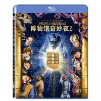 正版蓝光碟博物馆奇妙夜2 1080P高清蓝光dvd电影碟片