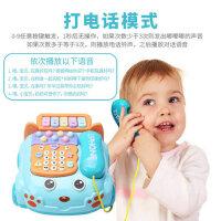 儿童打地鼠玩具幼儿益智电话机敲打地老鼠宝宝男孩女孩1岁2-3早教