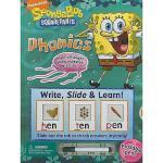 【预订】Spongebob Squarepants: Phonics [With Erasable Pen]