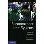 【预订】Recommender Systems: An Introduction