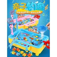 男孩宝宝钓鱼玩具磁性1-2-3周岁一岁半女孩小孩电动早教儿童6
