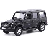 奔驰越野车合金车模型玩具车汽车模型5寸仿真 Benz G63 AMG