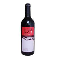 赫柏湾 128元/瓶玛瑙红干红葡萄酒 澳大利亚原瓶进口 750ml