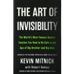 【中商原版】知名黑客凯文・米特尼克:隐形的艺术 The Art of Invisibility 英文原版 Kevin
