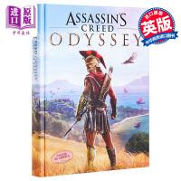 【中商原版】刺客信条:奥德赛:官方收藏指南 英文原版 Assassins Creed Odyssey: Officia