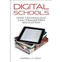 【预订】Digital Schools: How Technology Can Transform