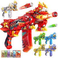 星兽猎人2玩具凯炎狁冰角电雷光月暗星能星耀神枪电爆DX男孩变形