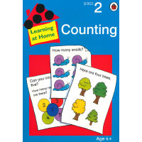 Learning at Home:Counting在家学:数数ISBN9780721433516