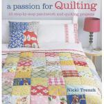 【预订】A Passion for Quilting: 35 Step-By-Step Patchwork