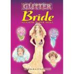 【预订】Glitter Bride Sticker Paper Doll [With Stickers]