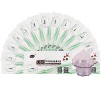 [当当自营]大卫(DAVID)早早孕试纸 验孕试条 20条装x2盒(每盒内含20个尿杯)验孕测孕 备孕检测
