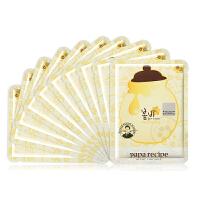 包邮包税!春雨papa recipe面膜蜂胶蜂蜜保湿舒缓补水修护25g*10片 蜂蜜面膜