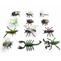 仿真蜘蛛玩具昆虫玩具蜈蚣仿真昆虫模型玩具