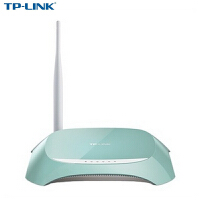 【当当特惠】 TP-Link无线路由器 TL-WR742N 普联 150M无线路由器穿墙王 wifi无线路由器穿墙王