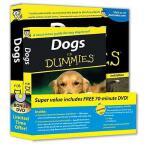 【预订】Dogs for Dummies, DVD Bundle [With DVD]