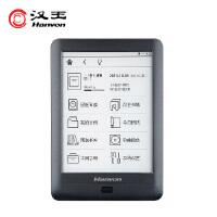 汉王电子书-黄金屋3(8G升级版),前置光源高清显示・触控墨水屏,汉王电纸书,6英寸电子阅读器,内置Wifi无线功能,