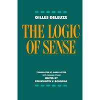 【预订】The Logic of Sense